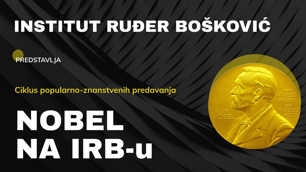 Nobel na IRB-u 2019