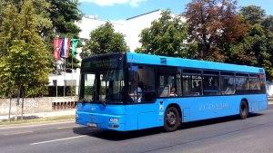 ZET Zagreb / autobusna linija 330 / MAN NL263 / srpanj 2017. / foto: ZGportal Zagreb