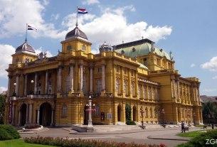 hrvatsko narodno kazalište zagreb / lipanj 2015