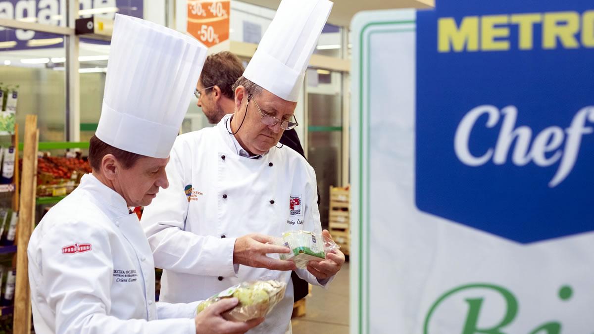 metro chef 2019