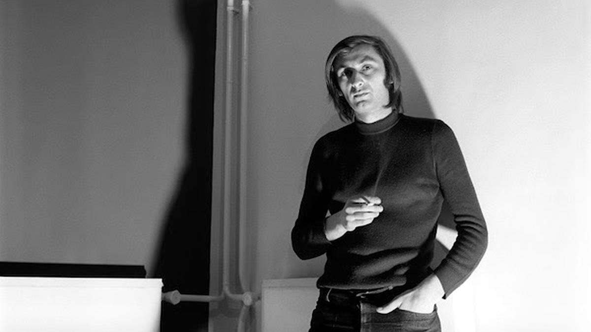 Petar Dabac, Boris Bućan, Zagreb, 1973