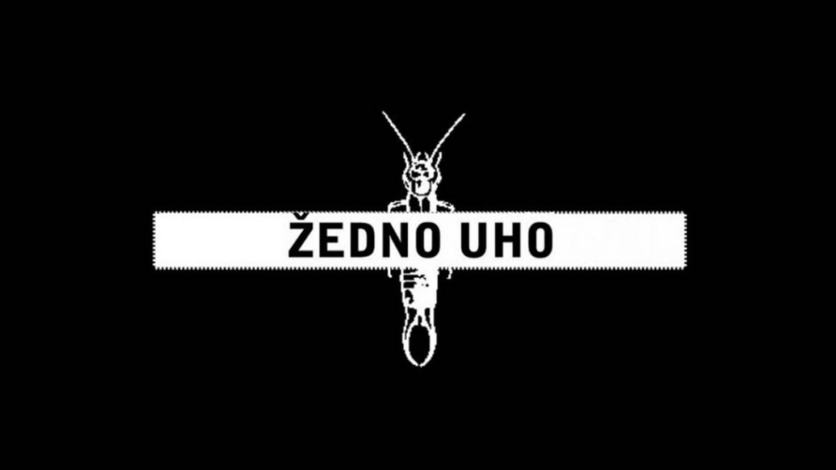 žedno uho / logo 2019