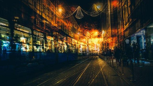 ilica, zagreb / ritam grada - josip biondić / 2019