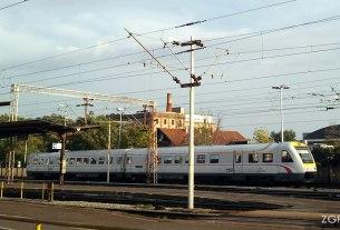 nagibni vlak - hrvatske željeznice- listopad 2012.