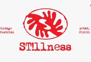 stillness - vintage industrial zagreb - 2020