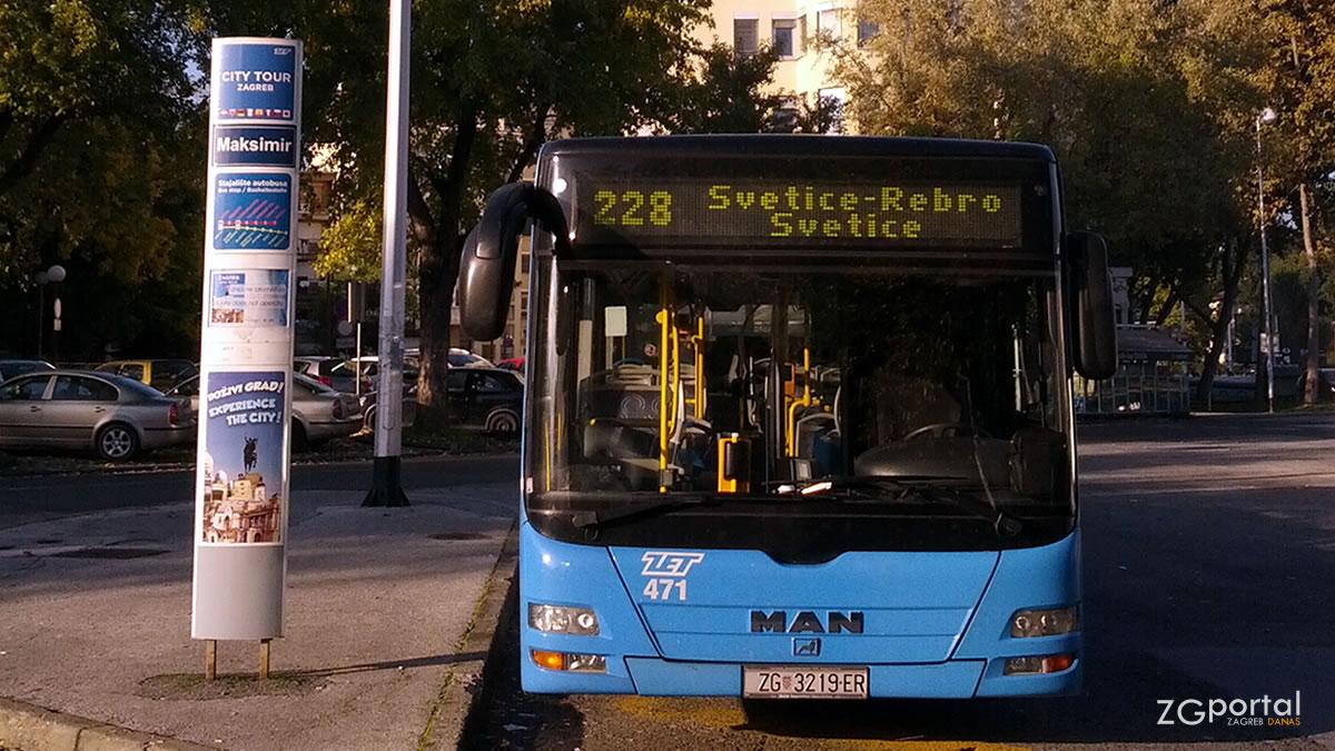 Autobusne Linije Zet A Od Broja 201 Do Broja 299 Popis Linija I Trasa