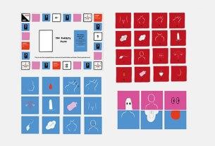 petra salarić - četiri dizajna - četiri društvene igre za suočavanje s tabu temom 2020