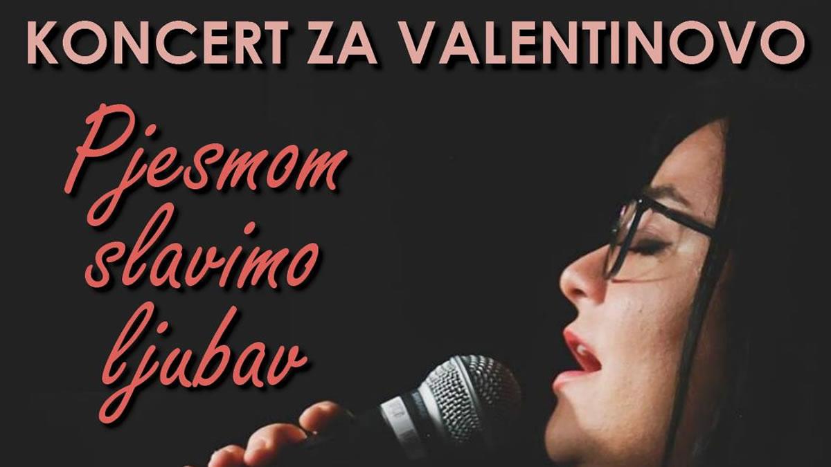 aleksandra - koncert za valentinovo - pjesmom slavimo ljubav - 2020
