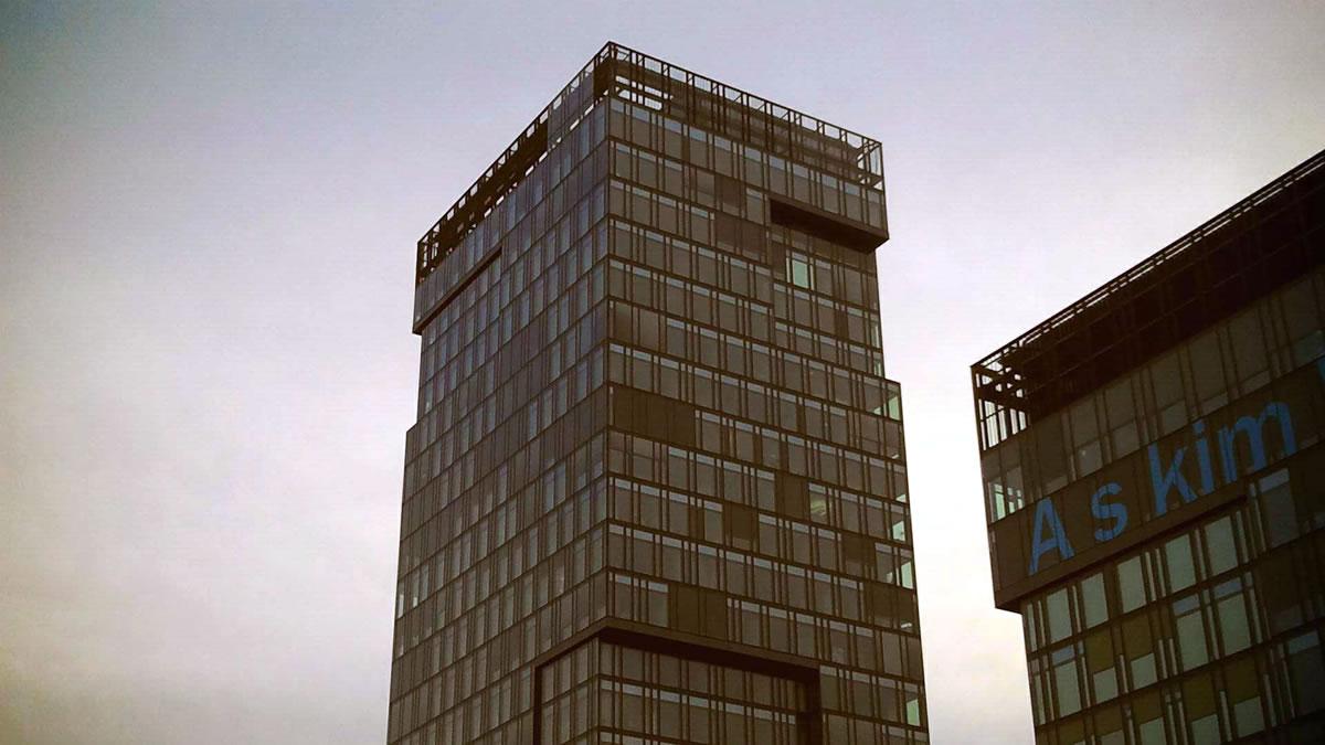 eurotower zagreb / travanj 2014.
