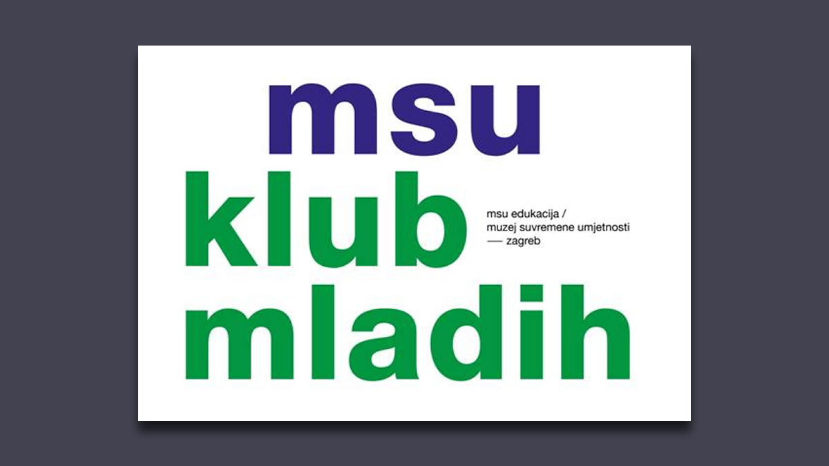 klub mladih msu - logo 2020