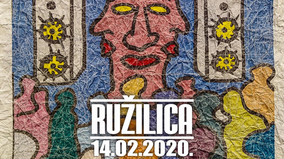 ružilica - valentinovo - klub aquarius zagreb 2020