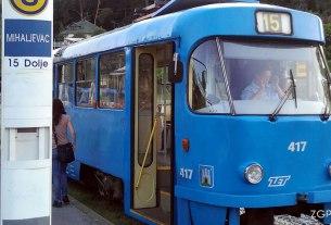 tramvaj broj 15 - terminal mihaljevac, zagreb - zet15 - srpanj 2012.