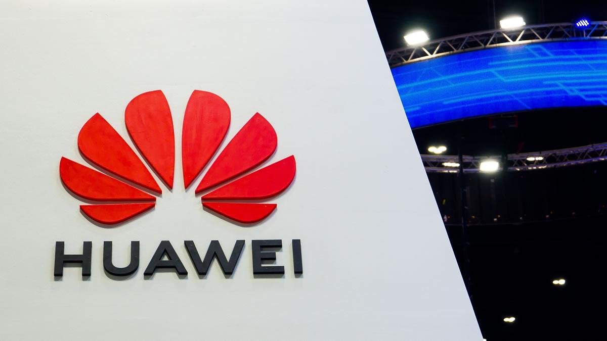 huawei logo 2020