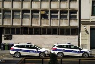 ford focus - policija zagreb - travanj 2020.