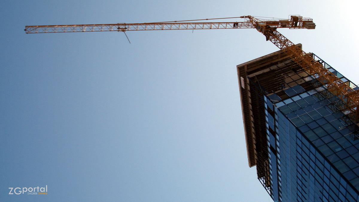 ilički neboder zagreb 2007