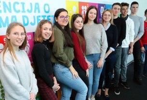 mladi ambasadori za prava djece i mladih europske unije - 2020