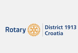 rotary croatia district 1913 - logo 2020
