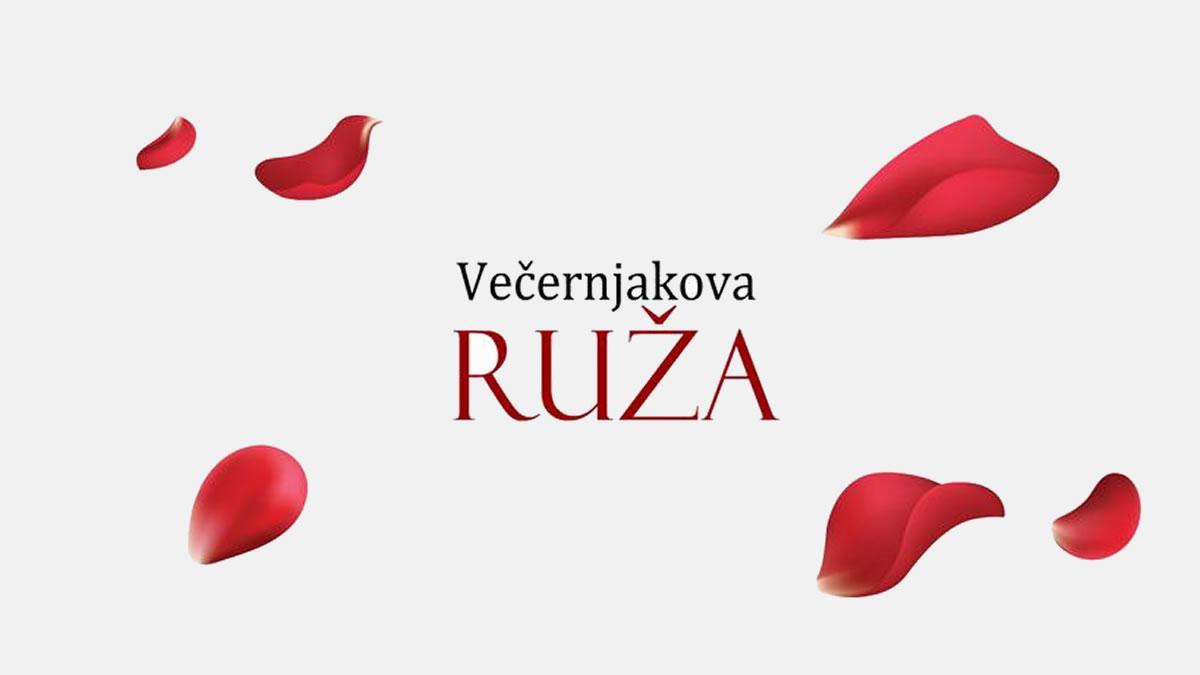 """medijska nagrada """"večernjakova ruža"""" 2020"""