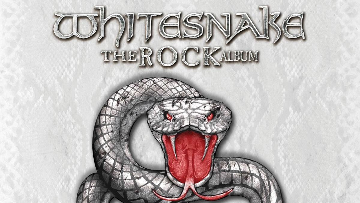 whitesnake - the rock album - 2020
