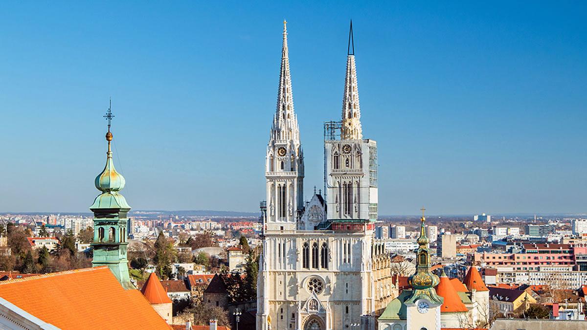 zagrebačka katedrala - prijedlog izgleda južnog tornja - 2020.