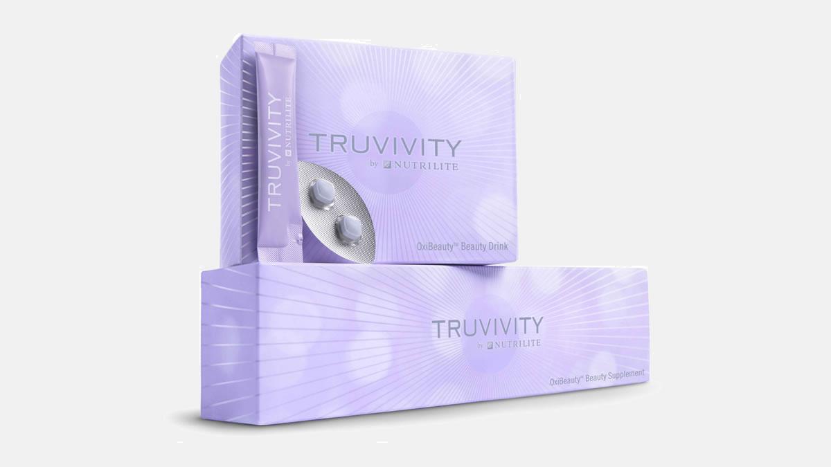 amway truvity oxibeauty nutrilite 2020