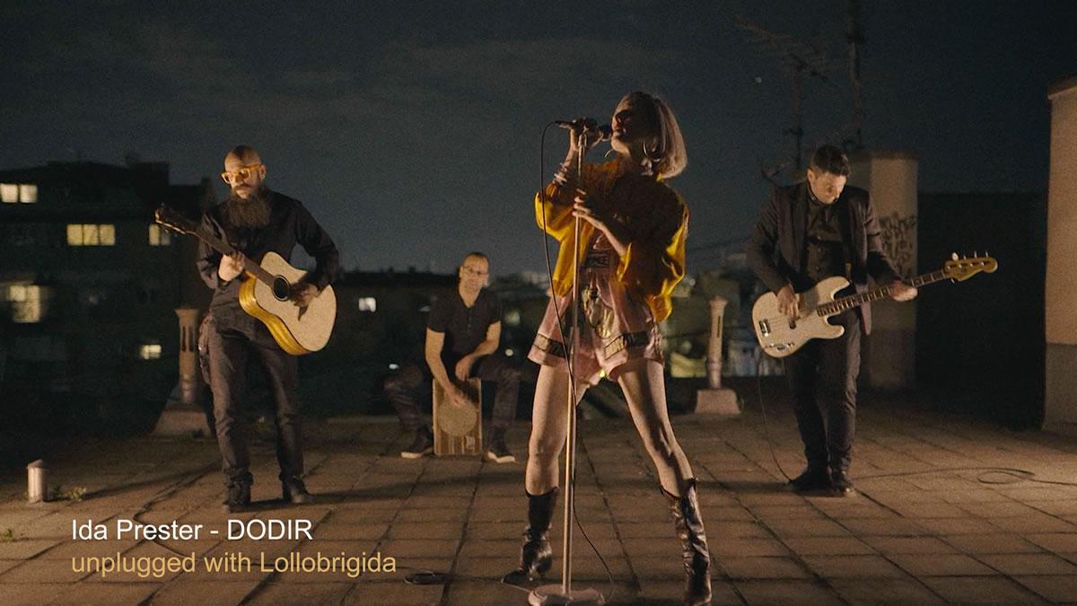 ida prester - dodir unplugged - 2020