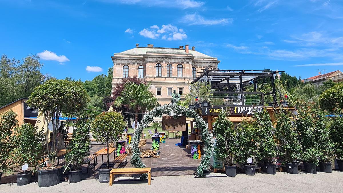 fuliranje jungle - strossmayerov trg, zagreb - 2020