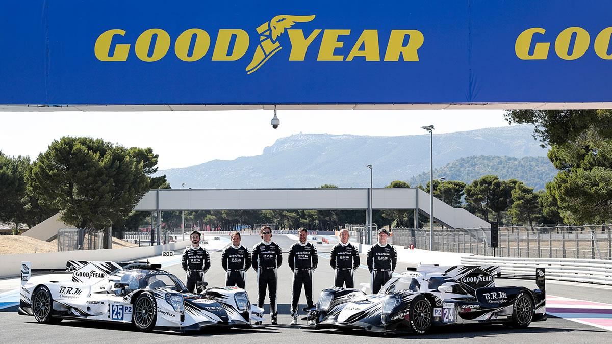 goodyear - algarve pro racing - brm chronographes - 2020
