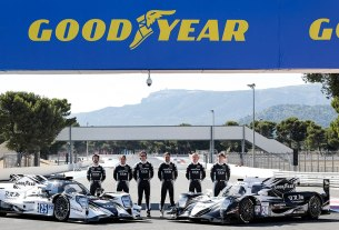 goodyear - algarve pro racing - brm chronographes - 2020