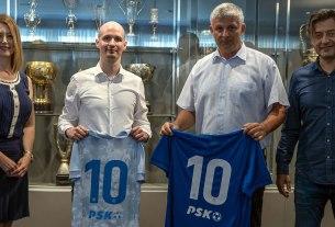 psk & dinamo - sponzorstvo 2020 - amra peternel i ivan bilić