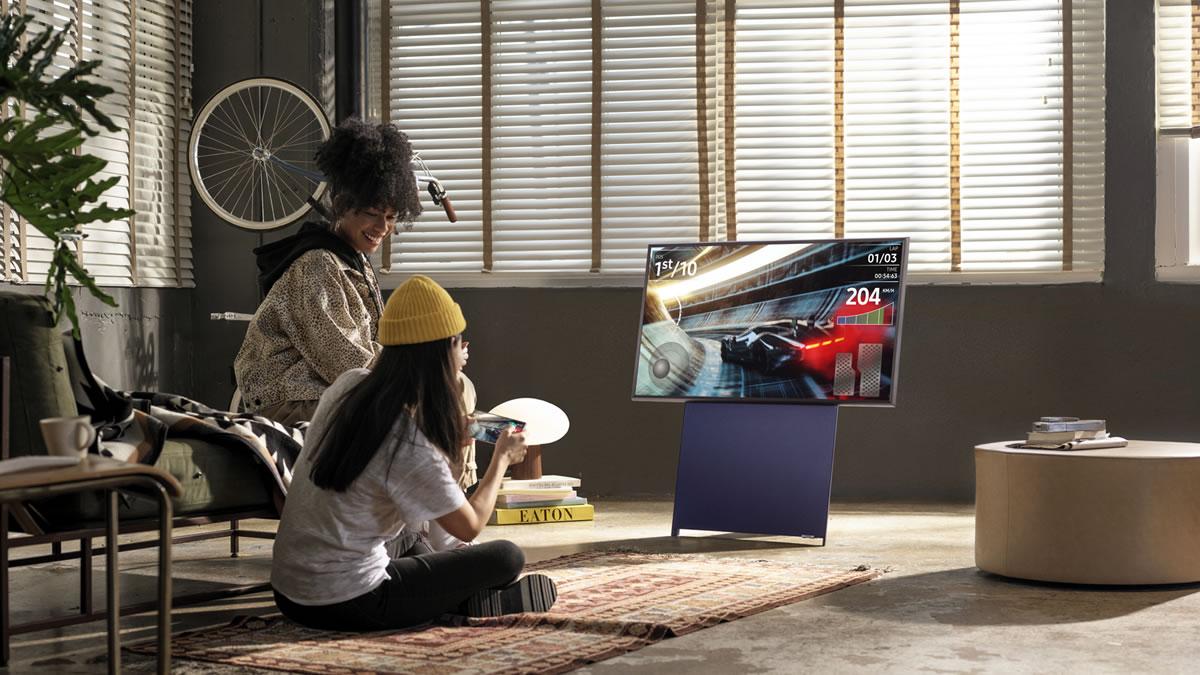 samsung the sero televizor 2020