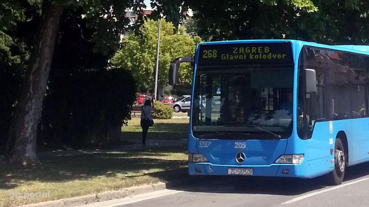 Nocni Polasci Autobusne Linije 268 Koji Povezuju Zagreb I Veliku Goricu Ponovo U Prometu