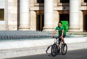 bolt - dostava biciklom - 2020