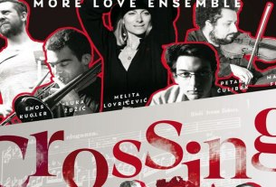 crossing - more love ensemble - 2020