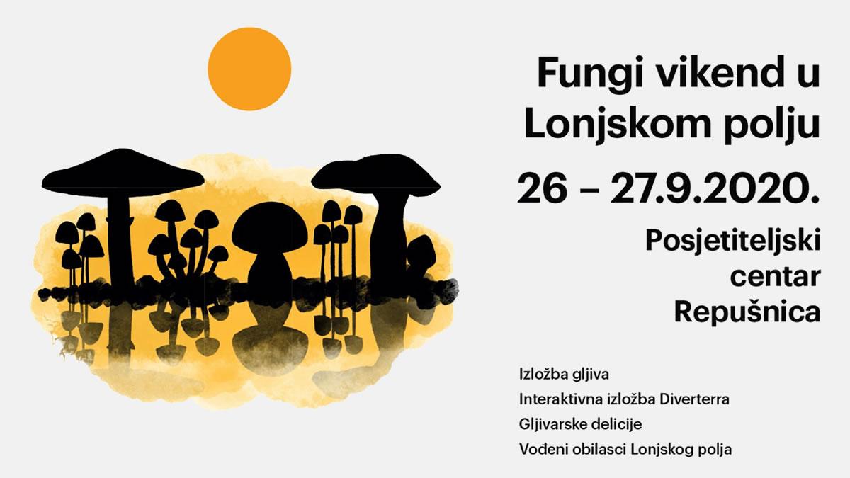fungi vikend u lonjskom polju - repušnica - 2020