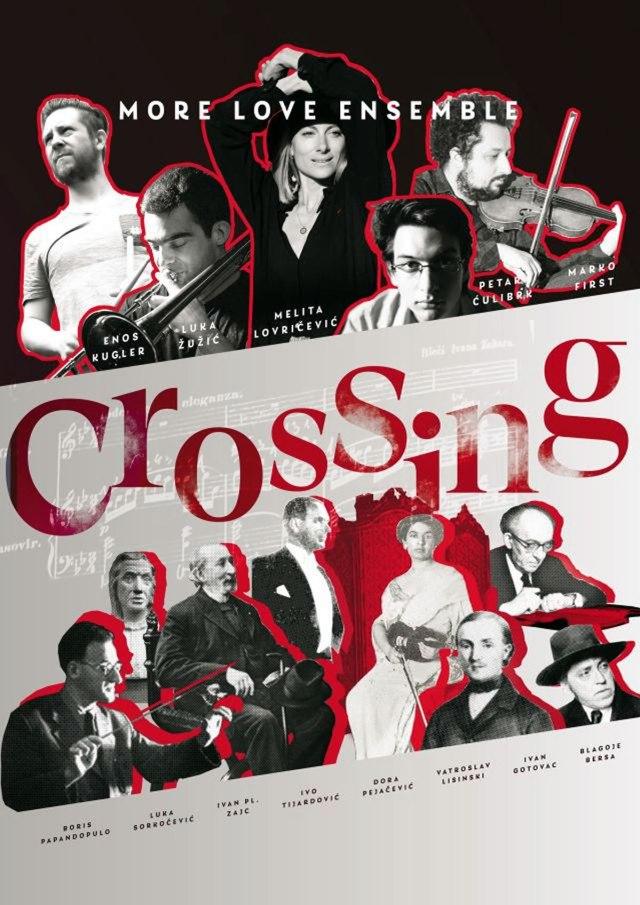 more love ensemble - crossing - 2020