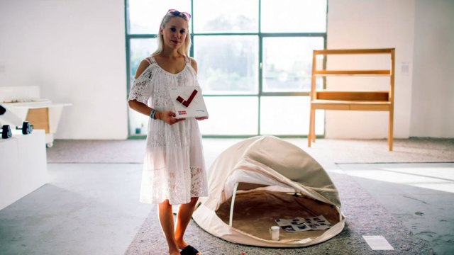 veronika rožmanc - zagreb design week award 2020