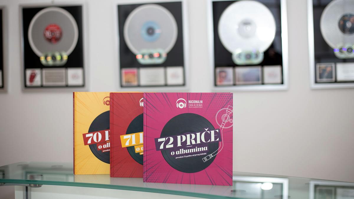 72 priče o domaćim albumima - hrvatska diskografska unija - 2020