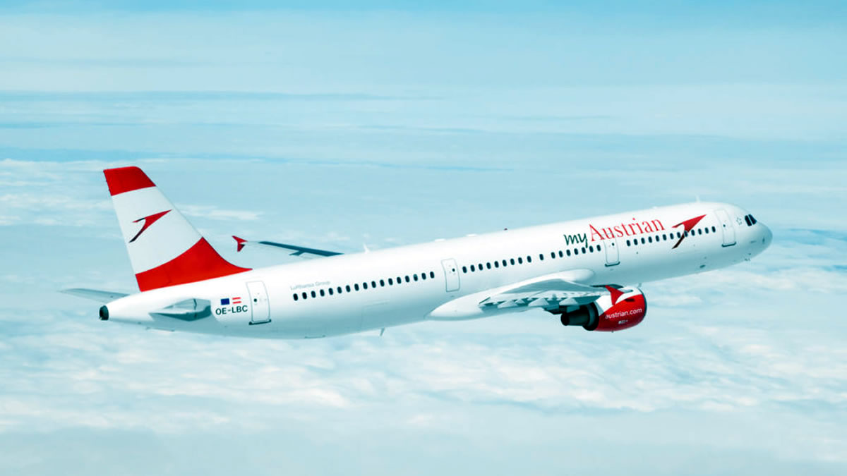 austrian airlines 2020