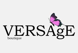 boutique versage zagreb - logo 2020