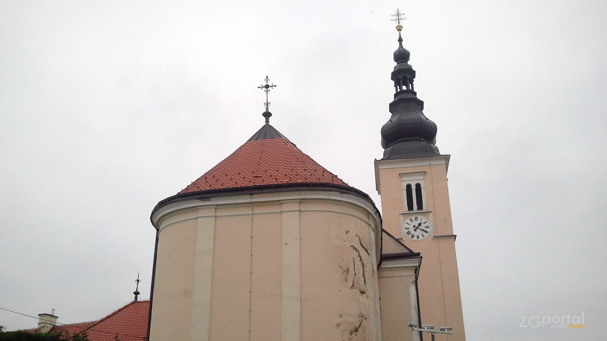 crkva svetog nikole, jastrebarsko - studeni 2013.