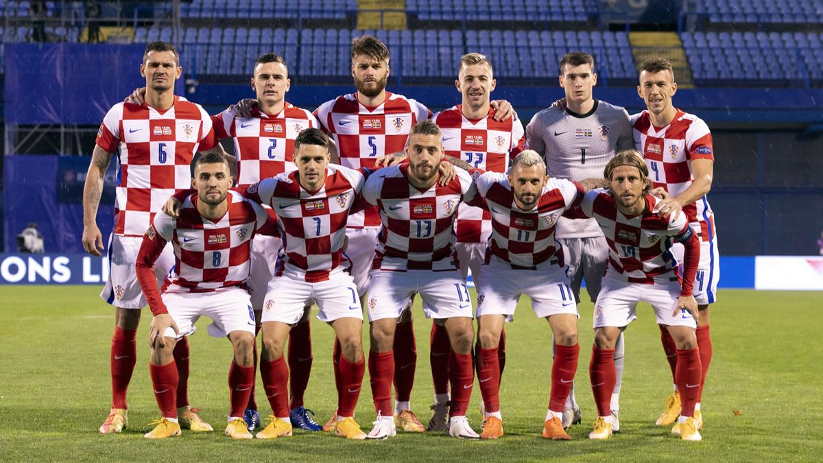 hrvatska nogometna reprezentacija - stadion maksimir - listopad 2020.