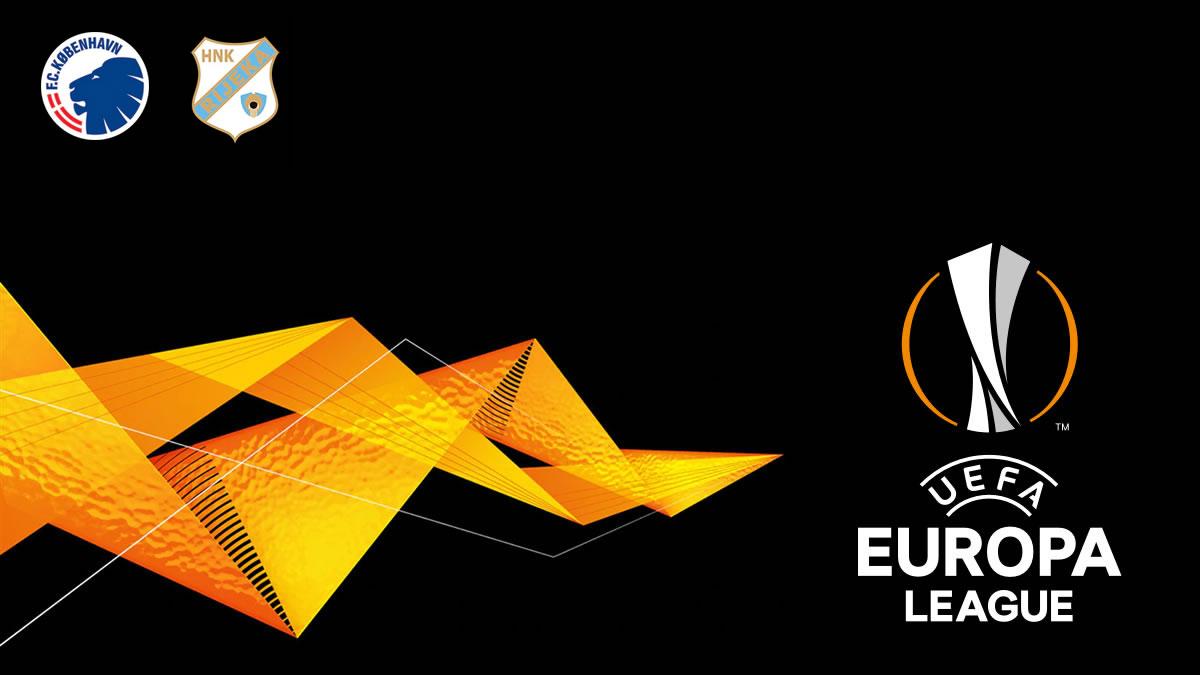 FC Copenhagen - HNK Rijeka / UEFA Europa League 2020