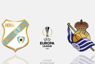 rijeka - real sociedad - uefa europa league 2020rijeka - real sociedad - uefa europa league 2020