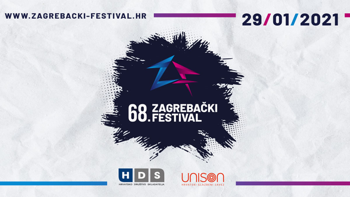 68. zagrebački festival 2021