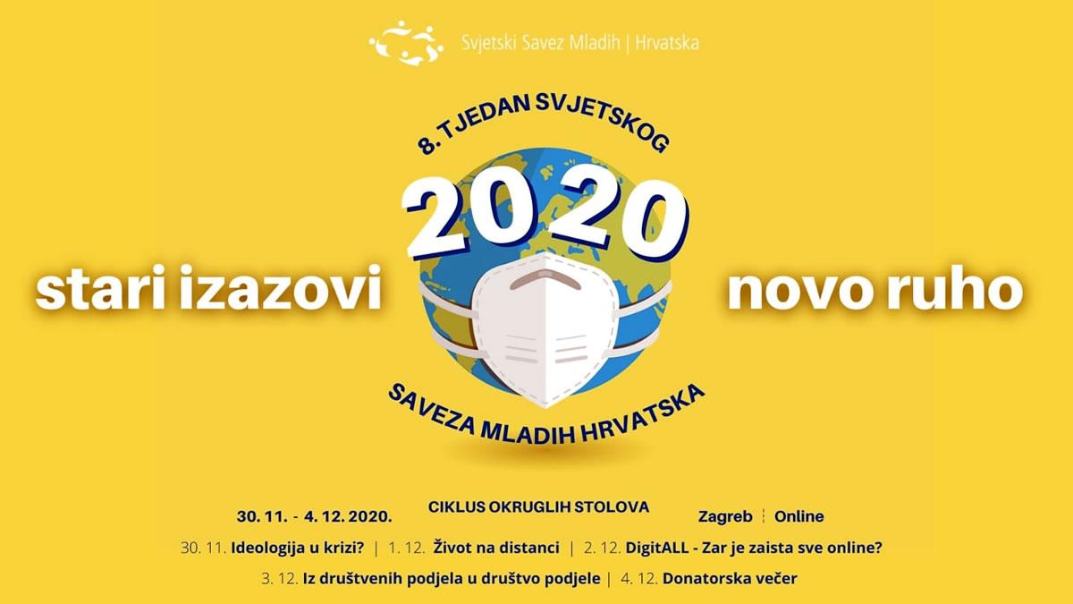 8. ssmh tjedan - stari izazovi novo ruho - 2020
