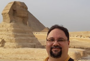 daniel rafaelić - egipat - sfinga - 2020