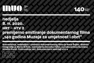 """dokumentarni film """"140 godina muo zagreb"""" 2020"""