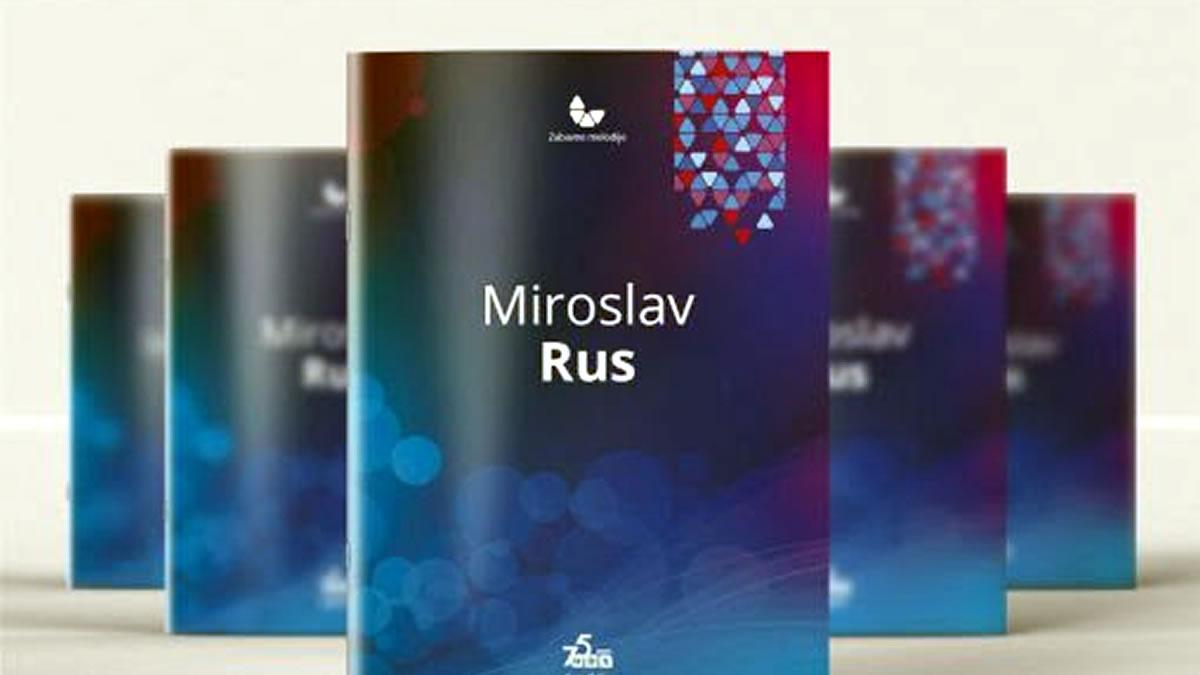 notno izdanje - miroslav rus - 2020