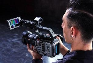 sony cinema line fx6 - digital camera - 2020.
